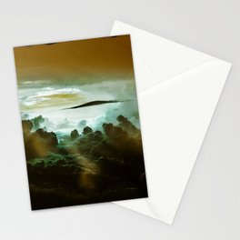 I Want To Believe - Gold Stationery Cards