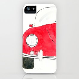 lil red iPhone Case
