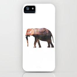 Elephant IV iPhone Case
