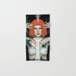 Leeloo Dallas Hand & Bath Towel