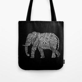 Linephant Tote Bag