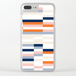 Connecting lines 2. Clear iPhone Case