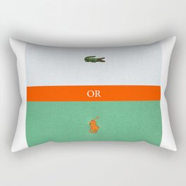 TENNIS or POLO Rectangular Pillow