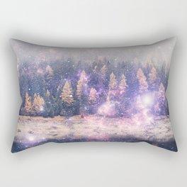 Star Forest Rectangular Pillow