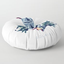 Solaire Floor Pillow