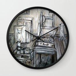 Atelier Wall Clock