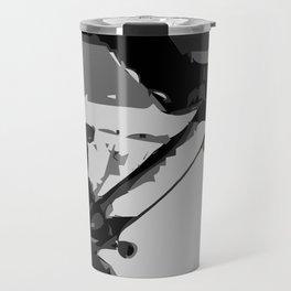 Half Pipe Skateboarding Travel Mug