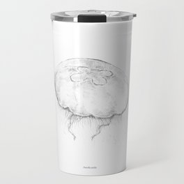 Aurelia aurita Travel Mug