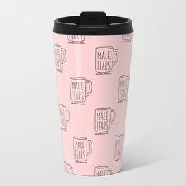 Male Tears, 100% Organic, Freshly Roasted Travel Mug