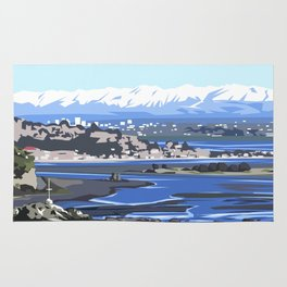 Christchurch City Rug