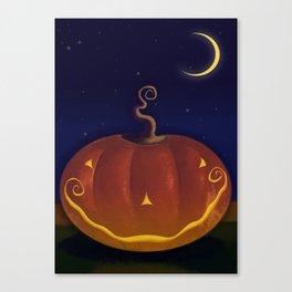 Halloween Spooks! Canvas Print