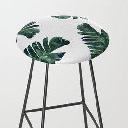 Banana Leaf Watercolor #society6 #buy #decor Bar Stool