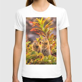 Autumn Picnic T-shirt