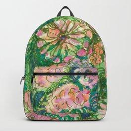 f e r n s  a n d  f l o w e r s Backpack