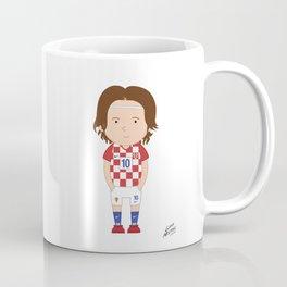 Luka Modrić - Croatia - World Cup 2014 Coffee Mug