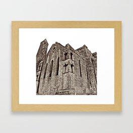 Cashel Framed Art Print