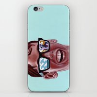 hats iPhone & iPod Skins featuring This Magic Moment by Jared Yamahata