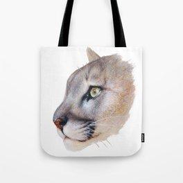 Ares Cougar Tote Bag