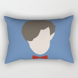 Lonely Doctor  Rectangular Pillow