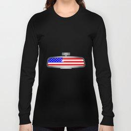 Driving Through America Long Sleeve T-shirt