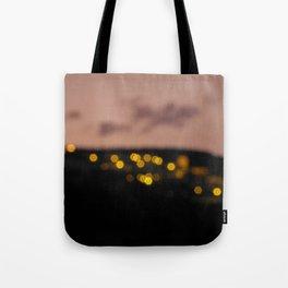 Ultimas luces Tote Bag