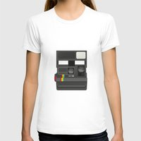 polaroid T-shirts featuring Polaroid by carbootcamera