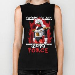 Training to join ginyu force - Jeice Biker Tank