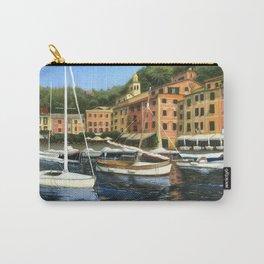 Portofino Harbor Carry-All Pouch