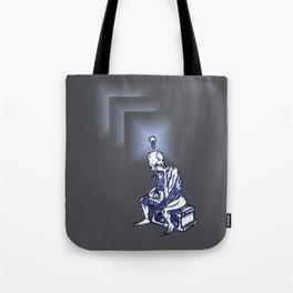 Writer's Block: Bright Ideas  Tote Bag