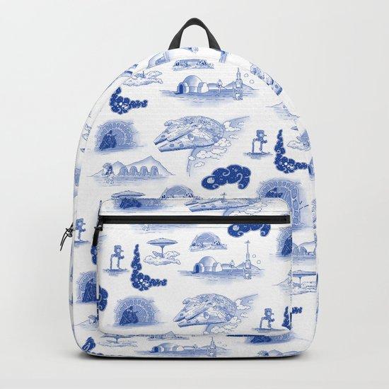 Pop Porcelain: Far Far Away Backpack