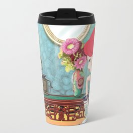 Liselle's Bunny Lover Travel Mug
