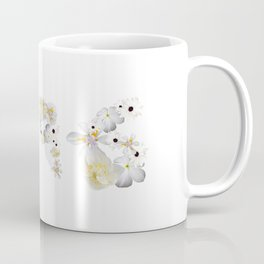 White Flower 1996 Coffee Mug