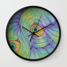 Abstract 3 Wall Clock