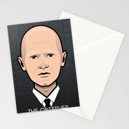 The Observer - Fringe Stationery Cards