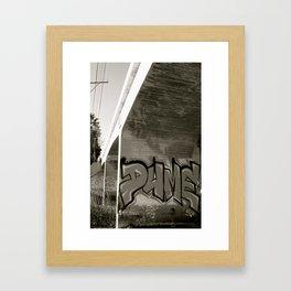DUME Framed Art Print