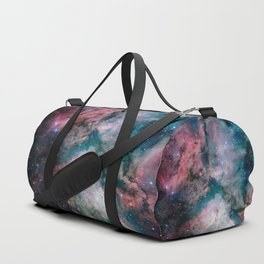 Carina Nebula - The Spectacular Star-forming Duffle Bag