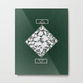 Upload Metal Print
