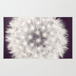 A Delicate Tethering Rug