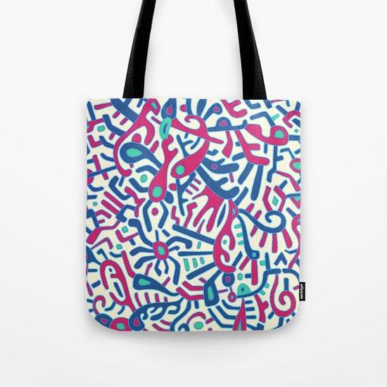 - summer sea jungle - Tote Bag