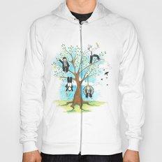 Les Petits - Apple Tree Hoody