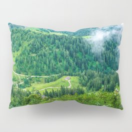 The green lung - our forests Pillow Sham