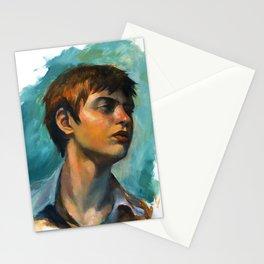 Nic : Portrait Stationery Cards