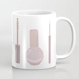 Makeup Lineup Coffee Mug