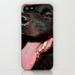 HA! iPhone Case