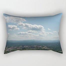Ashville Magritte Skies Rectangular Pillow