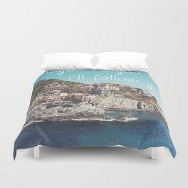 Italia Duvet Cover