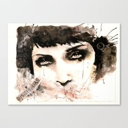 L'Etranger Canvas Print