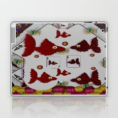 Poker Art In fantasy Style Laptop & iPad Skin