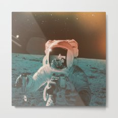 Project Apollo - 7 Metal Print