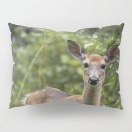 Wandering Deer Pillow Sham